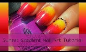 Easy Gradient Nail Art Tutorial (Ombre)