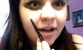 Lady GaGa - Judas Inspired   Makeup Tutorial