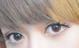 Hana 30 days Iceye brown circle lens review