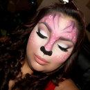 Deer For Halloween