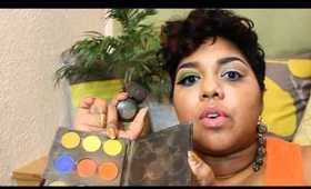 Nicki Minaj Viva Glam Look part 1
