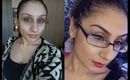 Makeup for glasses wearers || Raji Osahn