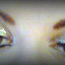 Glittery Smokey Eyes