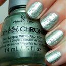China Glaze Wrinkling the Sheets