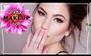 Feeling Rosy ♥ Spring Makeup Look!   Kayleigh Noelle