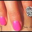 Zebra Pink..