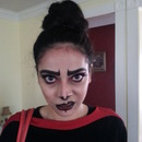 Girly Demon Make Up