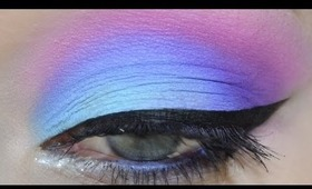 Cotton Candy Eyes with Creme de Couture!
