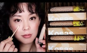 Kosas Revealer Concealer review, demo, and swatches