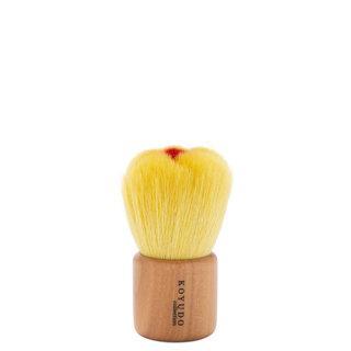 KOYUDO Innovative Series F004 Powder/Blush Brush - Yellow