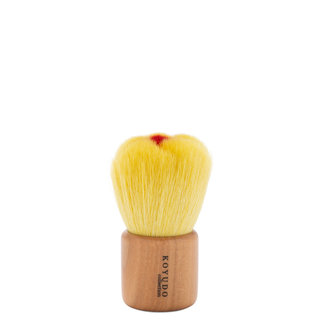 Innovative Series F004 Powder/Blush Brush - Yellow