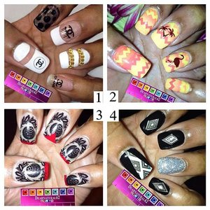 Which is ur FAVORITE? #Dearnatural62 #nails #nailart #nailfeature #nailartoohlala #hairandnailfashion #Naildesign #instagram #webstagram #fashion #style #girls #love #beauty #ignation #nailsaddict #trendy #clubsocial #fashionista #fashionfeen #instacute #statigram #naildesign #makeup #amazing #instago #igers #cute Check these out! @stylehaulyt @nailartsociety @nailsmagazine @nailitmag @nailpromagazine @scratchmagazine @voguemagazine