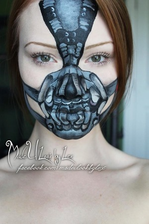 Request I did for Bane :) www.facebook.com/madeulookbylex, www.youtube.com/madeyewlook