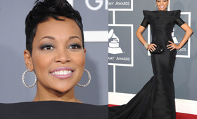 Grammys Beauty 2011: Monica