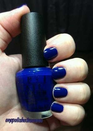 My new favorite blue