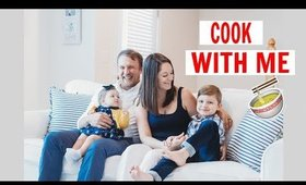COOK DINNER WITH ME | SUPER EASY MEAL IDEAS | QUICK DINNER