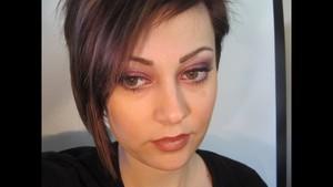 Cranberry Violet Eyes