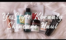 yesstyle kbeauty korean skincare unboxing haul part 1 ✖︎ EverSoCozy