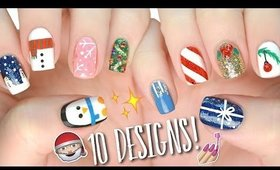Nail Art for Christmas: The Ultimate Guide #4!