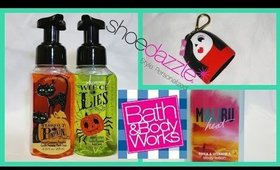 Shoedazzle and Bath and bodyworks Haul
