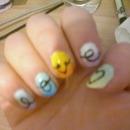L.O.V.E Nail Art