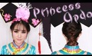 Chinese Princess Braided Updo