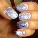 Random nails ☁️🌀
