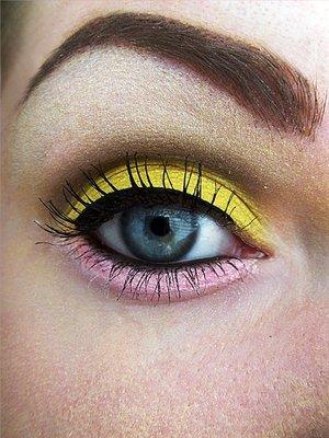 Nicki Minaj Super Bass inspirated makeup