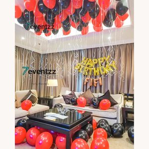 Attraction is the first as well as the foremost reason that people consider decoration for their party or event. With the help of classy decoration one can feel like a gathering with shear enjoyment and greatest comfort. The mood also makes a significant impact on the party.  While talking about attractive decoration, balloons can play a vital role here. It is something can that energize your visitors naturally. Apart from that, mentally it can loosen up the bran & cheers the party animals.  Have a budgetary decoration with balloons  You need to spend a lot of time while deciding on the important factors that can make the decoration even more enjoyable and memorable. Balloon decoration for birthday in Chandigarh can be one such option to consider for decoration with reasonable pricing and at mind blowing designs available at the store. It is both conceivable & reasonable enough to rescue any dull looking and boring party. In case you don't have the time to decorate your room or any place of your concern for your loved ones then balloons can be the smartest option to consider. For more information regarding balloon decoration for birthday In Chandigarh, please visit this website. https://www.7eventzz.com/chandigarh  Whether it is a Candle light dinner in Kolkata or any other party celebration you are planning, balloons can be classy stuff and a mind blowing reason to go after the decoration. Balloons are not only lovable to kids, they are also a good choice to consider for your grand-parents or parents on their 50th anniversary to make the event more interesting.  Author Resource:  Dipankar Banerjee writing about birthday balloon decoration, romantic room decoration and other event planning services. Check out this website to plan a candle light dinner in Kolkata. https://www.7eventzz.com/kolkata-balloon-decoration-candle-light-dinner