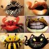 animal lips!