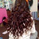 Grad Hair
