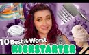 5 Awesome (and 5 Awful) Kickstarter Campaigns I've backed (Big Regrets)