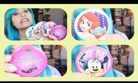 My Disneyland Button Collection