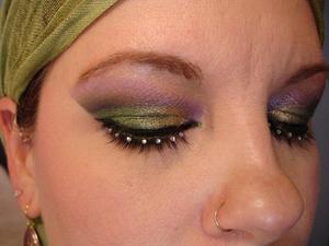Entry for MUG Arabic Inspired Look