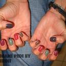 City Colours manicure