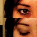 Neutral Eye w/Too Faced Glamour To Go Spun Sugar