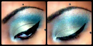 Hues of Greens, Blues, and Grays that resemble the Ocean Shore!