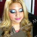 makeup by Jennifer M