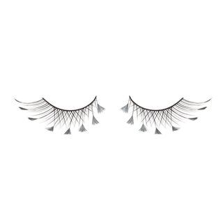 Inglot Cosmetics Decorated Feather Eyelashes
