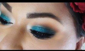 Tealberry Makeup Tutorial!