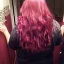 dyed my hair !