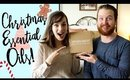 Simply Earth December Essential Oil Recipe Box Unboxing!