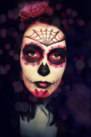 Sugar Skull MakeUp  ♥ 2