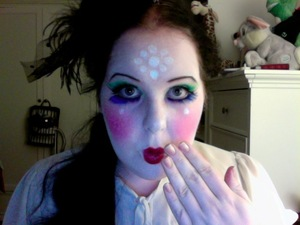 Lucent Dossier inspired look
