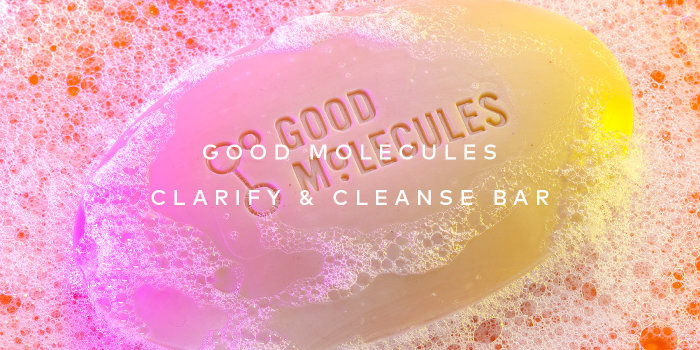 Shop Good Molecules' Clarify & Cleanse Bar on Beautylish.com