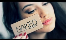 Naked Basics Makeup Tutorial