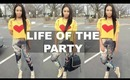 VLOG: Life of the Party