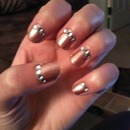 Diy bejeweled nails