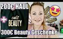 OMG 500 Euro 💸CULT BEAUTY HAUL inkl. 300€ Beautyprodukte durch kostenfreien GOODYBAG!
