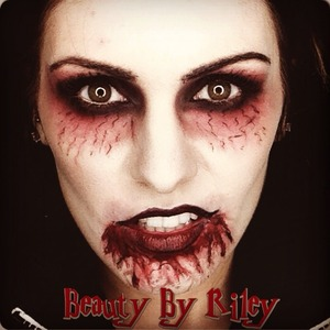 YouTube.com/rileyyvalentine Facebook.com/beautybyriley